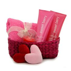 Valentine Cute Basket For Her