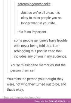 More people need to hear this
