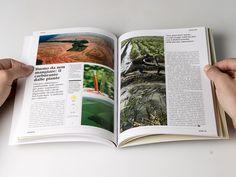 Magazine Layout Inspiration 58 https://www.behance.net/gallery/VOLTA/338033