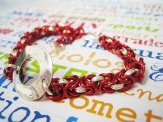 Feel LOVD Everyday: LOVD: School Spirit Bracelets