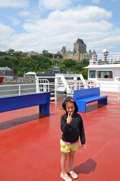 Aurélie en échange au Québec