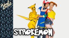 This Pokémon porn parody is something else... (NSFW)