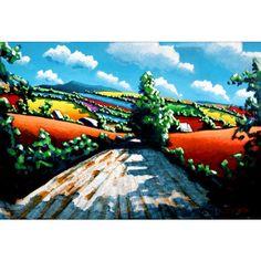 FARM ON THE ROAD TO SHILLELAGH - LANDSCAPE ORIGINALS