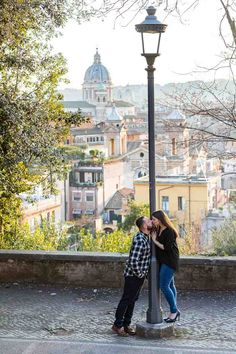 An Exclusive Rome Couple Photo Session celebrating Engagement in the Eternal city of Rome with a Unique and Creative Photography session in Italy Surprise Engagement, Engagement Celebration, Romantic Surprise, Surprise Wedding, Romantic Pictures, Cool Pictures, Couple Posing, Couple Photos, Just Engaged