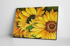 What are the drawings of money coming in? Sunflower Drawing, Watercolor Sunflower, Sunflower Art, Watercolor Art, Painting Frames, Painting & Drawing, Sketch Manga, Sunflower Photography, Watercolor Pictures