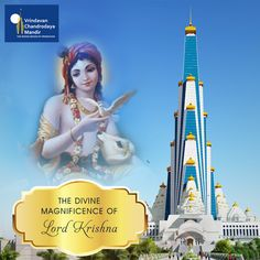 The magnificence of the temple will reflect the Lord's! Contribute in building this -