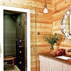 powder room idea (walls)