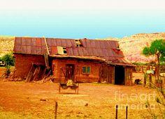 New Mexico Barn (Desiree Paquette) at Fine Art America.