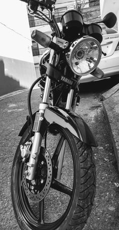 Yamaha ybr Libero.