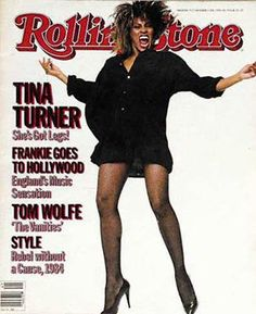 Tina Turner When She Was Young | Tina Turner
