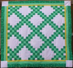 Three Videos three different Irish chain quilts. With St. Patty's day just around the corner I was inspired to share 3 Irish chain quilt designs. The very easy single Irish chain and a little more complex Double Irish Chain and also a variation on a Irish Chain block for a unique look. The techniques to …
