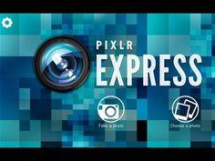 #Pixlr Express+, gran #aplicación de #retoque #fotográfico. #iPhone #App