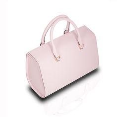 """""""bolso bowling rosa de lujo"""" +VirtuCugat"""
