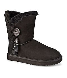 love wearing these boots during the winter time keeps me warm!These boots are cute and comfy!, I would recommend this to a friend.