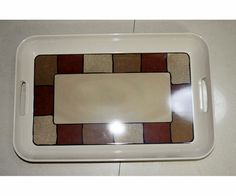 Melamine Tray, Canning, Antiques, Antiquities, Antique, Home Canning, Old Stuff, Conservation