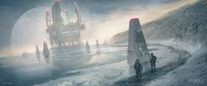 ArtStation - Rebel Horizons, Nick Foreman