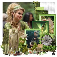 Once Upon a Time - Tinkerbell - Polyvore