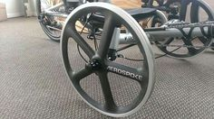AEROSPOKE now available for CAT TRIKE (....wonder about other makes of trike)