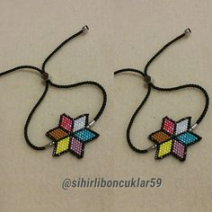 Beaded Earrings Native, Beaded Jewelry, Earring Tutorial, Crochet Baby Booties, Brick Stitch, Pearls, Christmas Ornaments, Pattern, Peyote Stitch