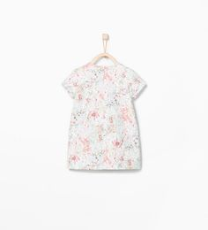 Floral dress-Dresses-Baby girl (3 months - 3 years)-KIDS | ZARA United States