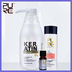 Brazilian Keratin Treatment straightening hair 5% formalin Eliminate frizz and have shiny healthier hair get free argan oil
