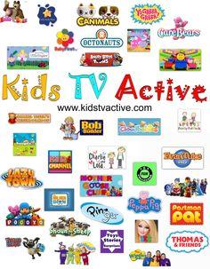 Check out all the your child's favourite channels now available at Kids TV Active: www.kidstvactive.com  Shows include: #kidstvactive #wiggles #mashaandthebear #angrybirds #yogabbagabba #thomasandfriends #bobthebuilder #peppapig #charlieandlola #shaunthesheep #teletubbies #mrmenshow #animatedmovies #lazytown #danieltiger #octonauts #canimals #benandhollyslittlekingdom #kids #kidstv #kidsshows #littlebabybum #carebears #babyfirsttv #bobthetrain #cloudbabies #familyfunpack #hooplakidz #kids Kids Z, Children, Baby First Tv, Lazy Town, Yo Gabba Gabba, Masha And The Bear, Shaun The Sheep, Bob The Builder, Mr Men