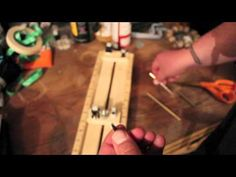 ▶ How to make Paracord Jig DIY NO Saw needed, and how to use Paracord Fids!!! - YouTube