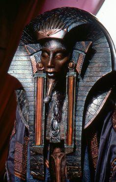 Stargate movie Ra costume headdress