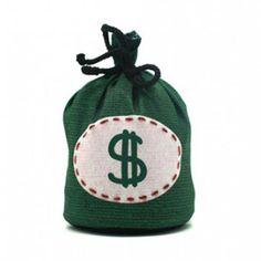 Peso de Porta Saco de Dinheiro                                                                                                                                                                                 Mais