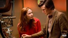 """""""I was starting to think you were just…like…a mad man with a box."""" – Amy Pond (Season 5, Episode 1)"""
