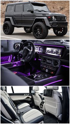 Mercedes G Wagon, Mercedes Benz, Cool Sports Cars, Best Luxury Cars, Maybach, Lifted Trucks, Amazing Cars, Hot Cars, Jeeps