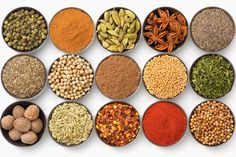 Beneficial Herbs and Spices: The Secret Health Benefits of Your ...