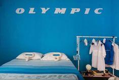Το πιο απίθανο ρετρό διαμέρισμα με διακόσμηση των Ολυμπιακών Αερογραμμών βρίσκεται στην Αθήνα / Home / Woman TOC