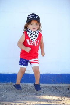 4th of July Style by SimplyRealMoms.com