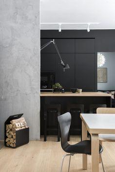 Cheap Home Decorating Ideas Decor, Moody Interior Design, Cafe Interior, Home, House Styles, Interior Design Styles, Home Kitchens, Interior Design, Industrial Style Interior