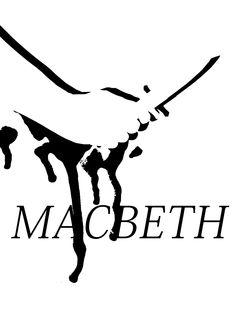 Macbeth poster by Ava Shearer