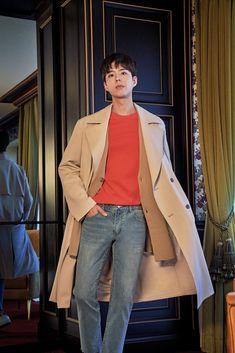 Park Bo Gum | TNGT SS 2019 | #ParkBoGum Asian Actors, Korean Actors, Asian Boys, Asian Men, Dramas, Yong Pal, Lee Bo Young, Yoo Ah In, Moon Chae Won