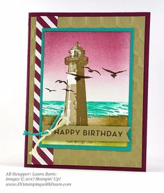 Swap Share Saturday: 5 Inspiring High Tide cards