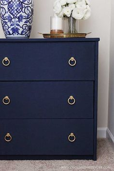 Diy Fabric Covered Nightstand Navy Blue Furniture Makeovers in measurements 736 X 1104 Bedroom Chairs Navy - When choosing small bedroom chairs, most Furniture Makeover, Diy Furniture, Furniture Stores, Office Furniture, Furniture Market, Furniture Design, Inexpensive Furniture, Furniture Websites, Repurposed Furniture
