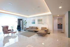 전주 신시가지 아이파크 아파트 인테리어 Condo Interior, Interior Design Living Room, Modern Interior, Living Room Designs, Living Room Decor Cozy, Living Room Modern, Home Living Room, Dream Home Design, Home Design Plans