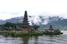 Pura Ulun Danu Bratan, einer von Balis meistbesuchten Tempeln