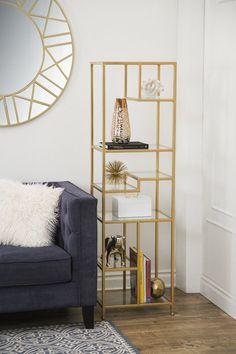 Our Best Living Room Furniture Deals Glass Bookshelves, Open Bookcase, Etagere Bookcase, Floating Glass Shelves, Furniture Deals, Furniture Outlet, Online Furniture, Shelving, Wall Shelves