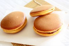 Red Bean Pancakes (Dorayaki)