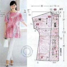 Best Sewing Clothes Plus Size Free Pattern Ideas