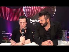 Interview Marta Jandová & Václav Noid Bárta - Eurovision 2015 Czech Republic - YouTube Hope Never Dies