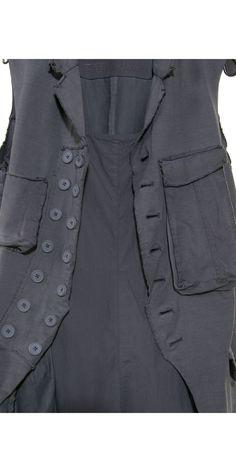 Rundholz Tang Waistcoat Dress - Rundholz from idaretobe.com UK