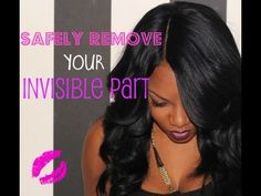 How to: Remove an Invisible Part