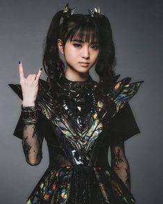 I Want Chocolate, Baby Metal, Japon Tokyo, Moa Kikuchi, Band Group, Rock Chick, Heavy Metal Bands, My Favorite Music, Asian Girl