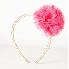 party crasher headband – pomme