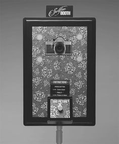 photo booth diy on pinterest homemade photo booths gopro and berlin. Black Bedroom Furniture Sets. Home Design Ideas